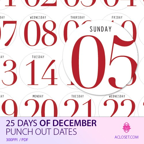 25DaysofDecember_PunchDate_Preview