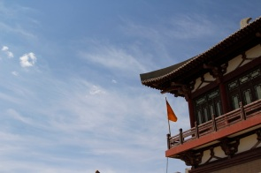 Dunhuang Old Town takes you way back in time