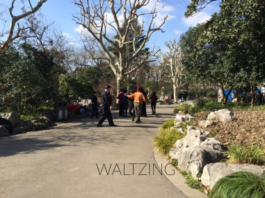 SUNDAY at the Fuxing Park