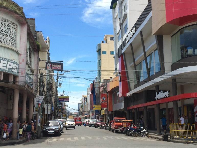 Zamora Street