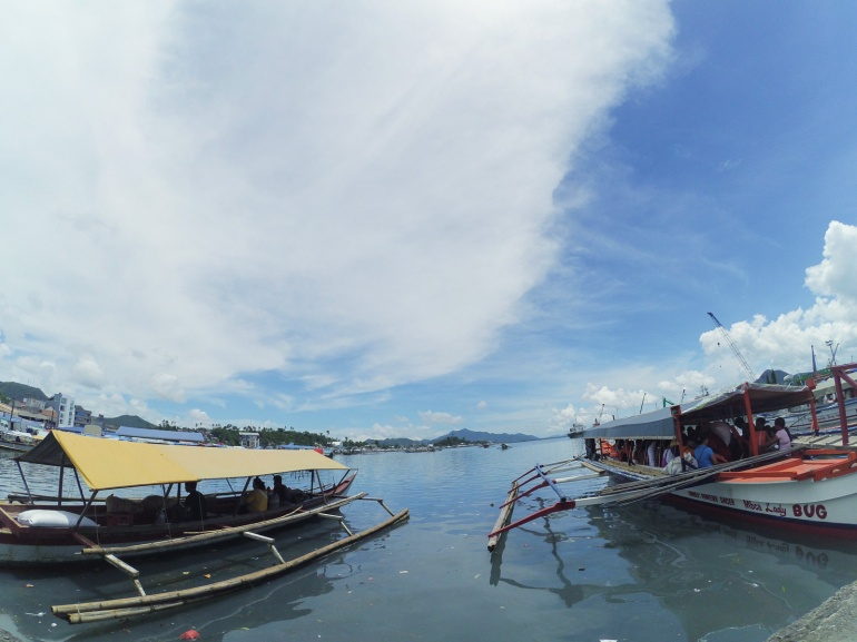 Boats to other parts of Leyte or Samar