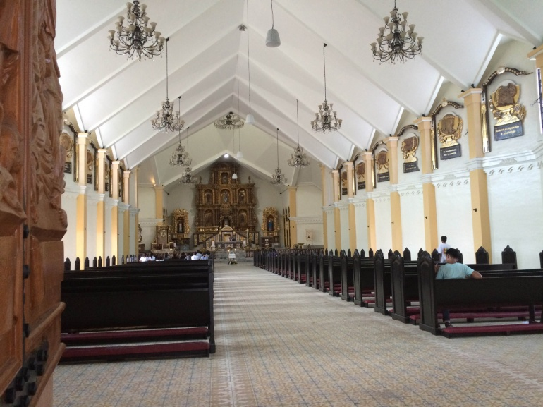 Renovated Palo Cathedral