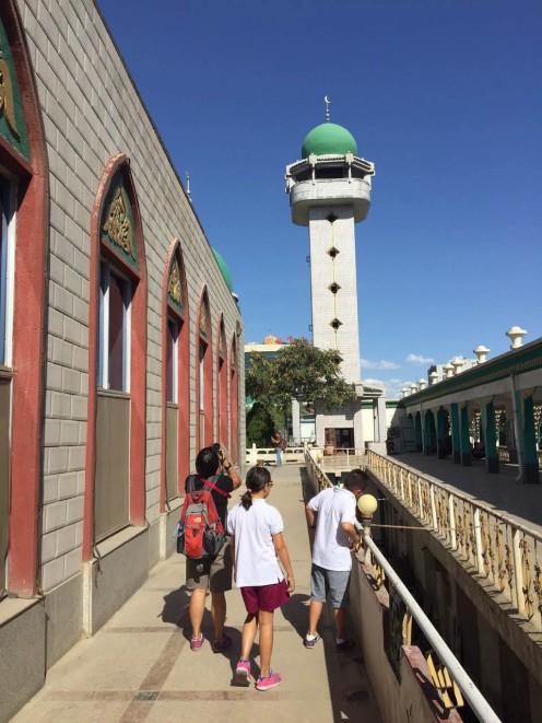 Exploring the Nanguan Mosque