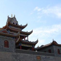 Yinchuan Yuhuang Pavilion