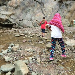 Exploring the Helan Mountains