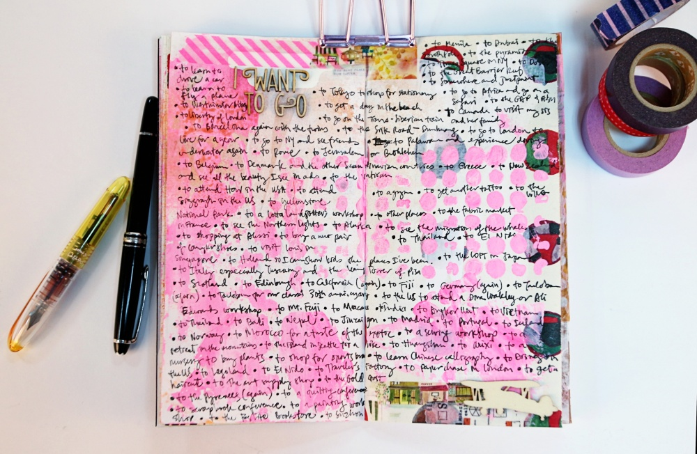 get messy Messy Lists