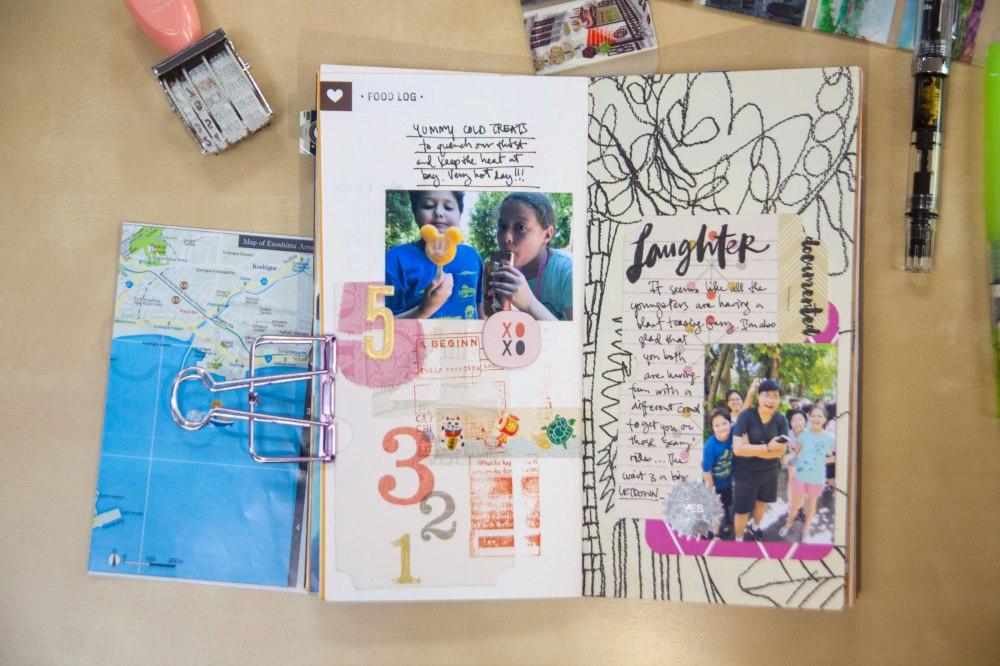 Tokyo travel journal