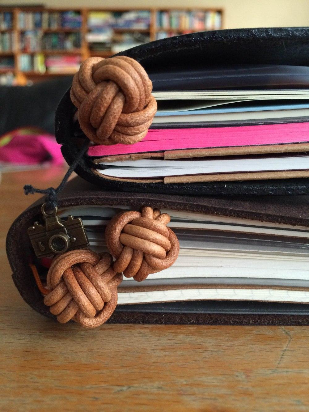 midori traveler's notebooks