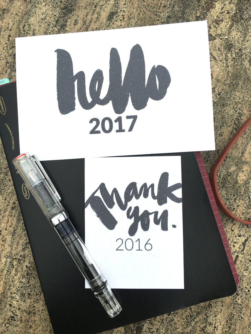 arlyna | hello and thank you cards